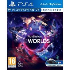 PlayStation VR Worlds (ваучер на скачивание)(PS4 VR) RUS
