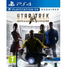 Star Trek: Bridge Crew (PS4 VR) ENG