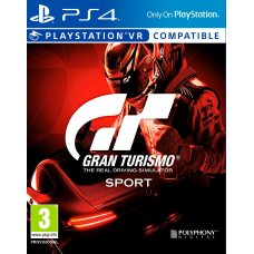 Gran Turismo Sport (PS4) ENG