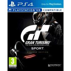 Gran Turismo Sport. Day One Edition (PS4) RUS