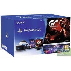 PlayStation VR + Камера + Gran Turismo Sport + Worlds VR