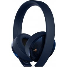 Наушники Gold Wireless Stereo Headset 500 Million Limited Edition (PS4)