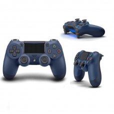 Джойстик DualShock 4 (Version 2) Midnight Blue (PS4)