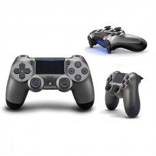Джойстик DualShock 4 (Version 2) Steel Blaсk (PS4)