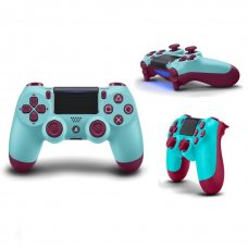 Джойстик DualShock 4 (Version 2) Berry Blue (PS4)