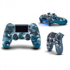 Джойстик DualShock 4 (Version 2) Blue Camo (PS4)