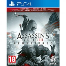 Assassin's Creed III. Remastered (PS4) RUS