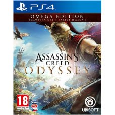 Assassin's Creed Odyssey.Omega Edition (PS4) RUS