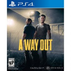 A Way Out (PS4) RUS SUB