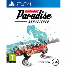 Burnout Paradise Remastered (PS4) RUS