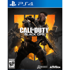 Call of Duty: Black Ops 4 (PS4) RUS