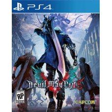 Devil May Cry V (PS4) RUS SUB