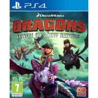 Dragons: Dawn of New Riders (PS4) ENG