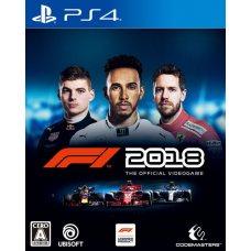 F1 2018 (PS4) ENG