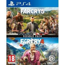 Far Cry 5 + Far Cry 4 (PS4) RUS