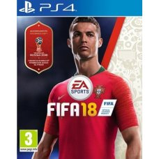 FIFA 18 World Cup Russia (PS4) RUS