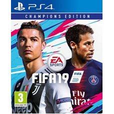 FIFA 19 Champions Edition (PS4) RUS