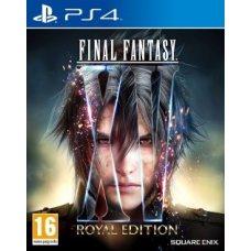 Final Fantasy XV. Royal Edition (PS4) RUS SUB
