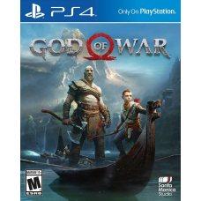 God of War IV (PS4) RUS