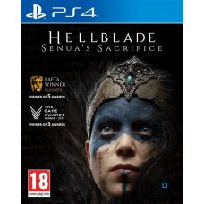 Hellblade: Senua's Sacrifice (PS4) RUS SUB