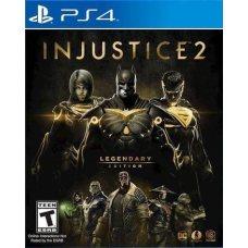 Injustice 2. Legendary Edition (PS4) RUS SUB