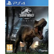 Jurassic World Evolution (PS4) RUS