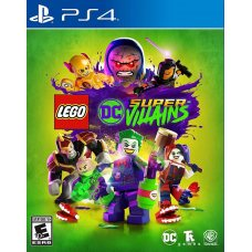 LEGO DC Super-Villains (PS4) RUS