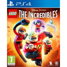 LEGO The Incredibles (PS4) RUS SUB