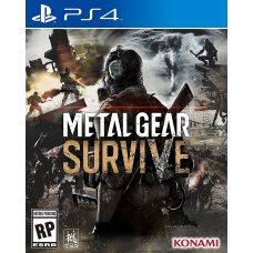 Metal Gear Survive (PS4) RUS SUB