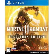 Mortal Kombat 11 Steelbook Edition (PS4) RUS SUB