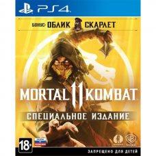 Mortal Kombat 11 (PS4) RUS SUB