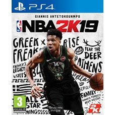 NBA 2K19 (PS4) ENG