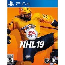 NHL 19 (PS4) RUS SUB