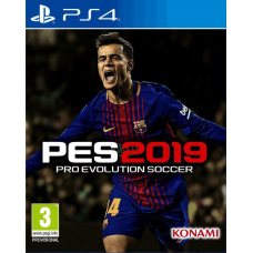 Pro Evolution Soccer 2019 (PS4) RUS SUB