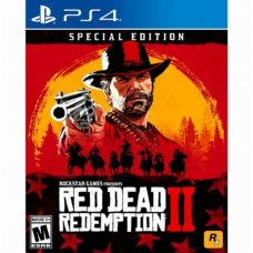 Red Dead Redemption 2. Special Edition (PS4) RUS SUB