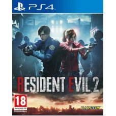 Resident Evil 2: Remake (PS4) RUS SUB