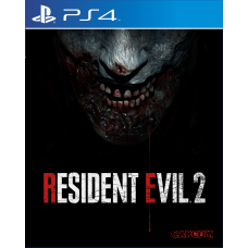Resident Evil 2 Steelbook Edition (PS4) RUS SUB