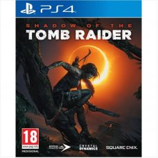 Shadow of the Tomb Raider (PS4) RUS