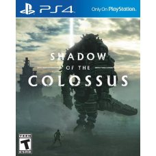 Shadow of the Colossus (PS4) RUS