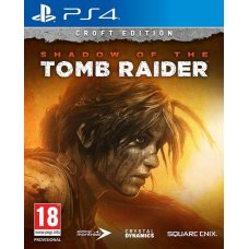 Shadow of the Tomb Raider. Croft Edition (PS4) RUS