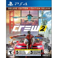 The Crew 2 Deluxe Edition (PS4) RUS