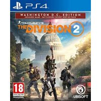 Tom Clancy's The Division 2. Washington D.C. Edition (PS4) RUS