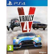 V-Rally 4 (PS4) RUS SUB