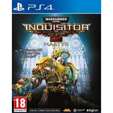 Warhammer 40.000: Inquisitor - Martyr (PS4) RUS