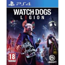 Watch Dogs: Legion (PS4) RUS