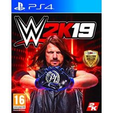 WWE 2K19 (PS4) ENG