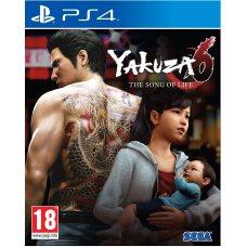 Yakuza 6: The Song of Life (PS4) ENG