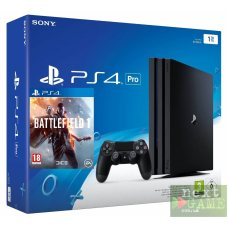 Sony Playstation 4 PRO 1Tb + Battlefield 1.Revolution