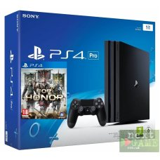 Sony Playstation 4 PRO 1Tb + For Honor