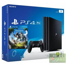 Sony Playstation 4 PRO 1Tb + Horizon: Zero Dawn